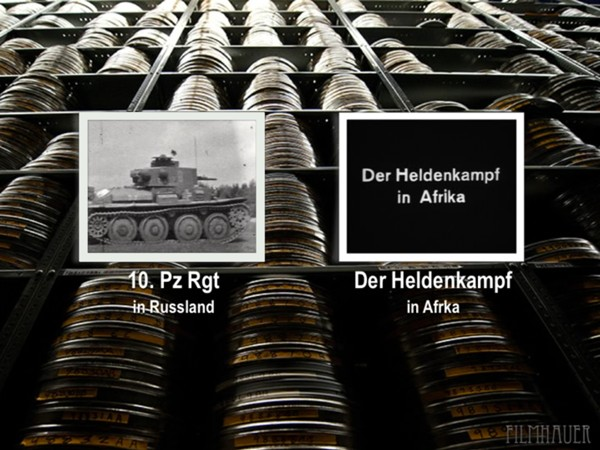 10th PANZER REGIMENT IN RUSSLAND - HELDENKAMPF IN AFRIKA