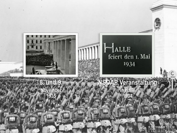 8th and 9th NOV 1935 - NSDAP EVENT IN HALLE 1934