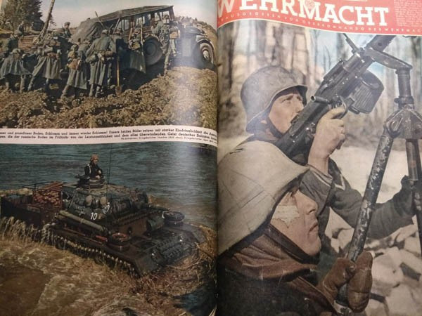 DIE WEHRMACHT 1942 SPECIAL EDITIONS - 24 Editions