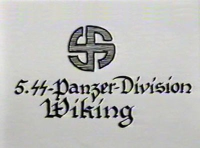 5. SS-PANZER-DIVISION WIKING - Waffen SS - DVD 2