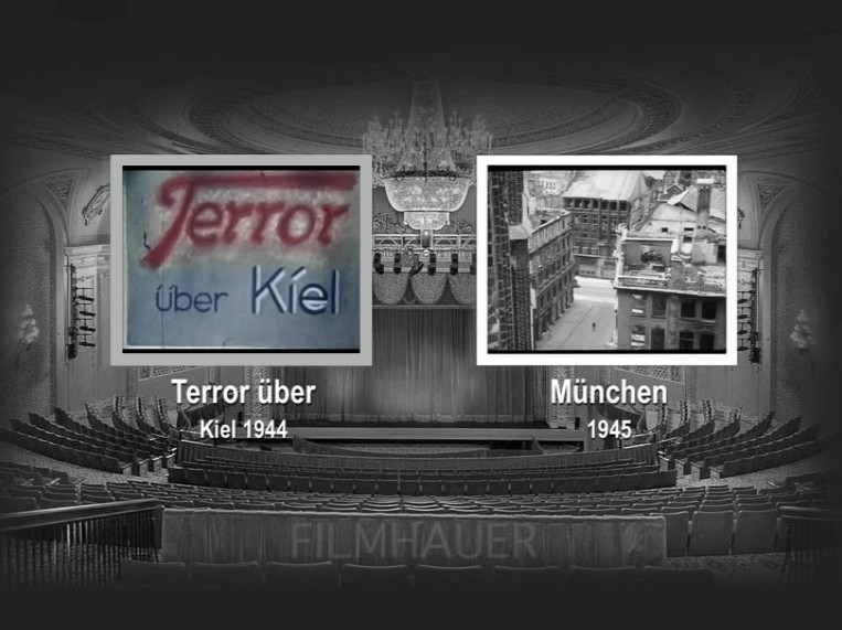 TERROR OVER KIEL 1944 - MUNICH 1945
