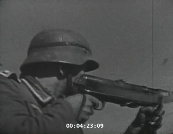LOST WEHRMACHT FILM FOOTAGE 1940-43